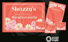 Shazzy's Floral Tea Bridal Shower