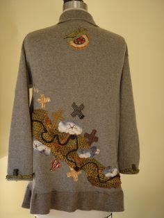 Gayle Ortiz: Sweaters