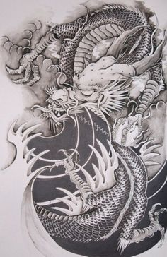 tatoo dragon