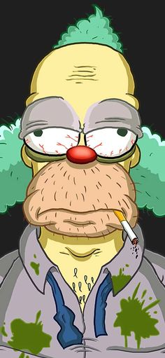 krusty wallpaper by - - Free on ZEDGE™ Graffiti Wallpaper Iphone, Simpson Wallpaper Iphone, Cartoon Wallpaper Hd, Simpsons Drawings, Simpsons Art, Cartoon Drawings, Dope Cartoon Art, Dope Cartoons, Rick And Morty Image