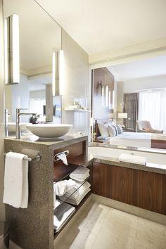 Bathroom - Superior Room. Hotel Okura Amsterdam