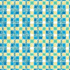 Crosshatch (Seaglass) - Plaid Texture Fabric - The Textile District design to custom print for home decor, upholstery, and apparel. Pick the ground fabric you need and custom print the designs you want to create the perfect fabric for your next project. https://thetextiledistrict.com #designwithcolor #fabrics #interiordesign #sewing
