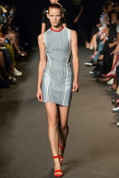 ALEXANDER WANG COLLECTION PRINTEMPS_ETE 2015 A NEW_YORK http://fashionblogofmedoki.blogspot.be