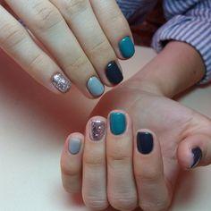 Manicure And Pedicure, How To Do Nails, Beauty Hacks, Nail Polish, Make Up, Nail Art, Yolo, Pretty, Modern Nails