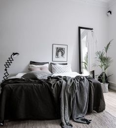 Is To Me | Interior inspiration: bedroom | Bjurfors