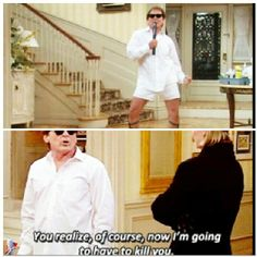hahaha oh Niles!!!!,C.C. Babcock. (The Nanny) LOVE this!!! One of my favorite tv moments!