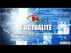 Ronahi TV • Journal du 11 décembre 2016 | KEDISTAN