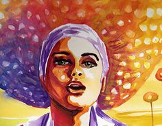 """Check out new work on my @Behance portfolio: """"woman1"""" http://on.be.net/1URiCvz"""