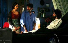 "aishwarya rai on set | Aishwarya Rai and Hrithik Roshan with diretor Sanjay Leela Bhansali on the set of ""Guzaarish"""