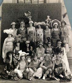 Miss America contestants 1920