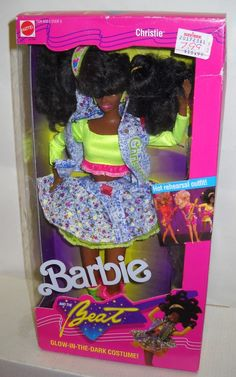 Christie from Barbie and the Beat