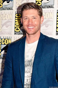 Jensen at SDCC14