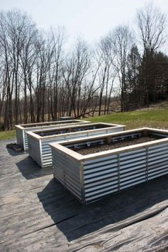 All About Our New Galvanized Steel Raised Beds (Free Plans!) A full tutorial on how to build Galvanized Steel Raised Beds, why they are better than any other types of raised beds, and how to turn them into easy cold frames.