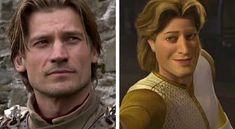 17 veces en que Games of Thrones fue simplemente una copia de Shrek.
