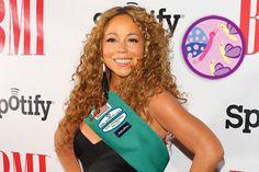 Girl Scouts Alumni Mariah Carey