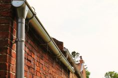Steel is the most affordable, cost effective of the metal rainwater ranges and is smart, stylish and contemporary.