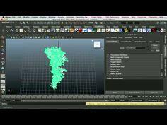 Maya paint effects tutorial.
