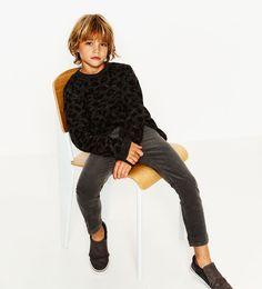 Панталон от рипсено кадифе, базов модел - Наличен и в други цветове