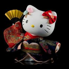 The Modern GEISHA ✿ :: Hello Kitty Ceramic Geisha