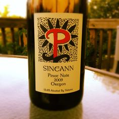 Another from my Oregon wine club... Mmm...
