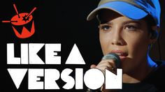 Halsey covers Justin Bieber's 'Love Yourself' for triple j's Like A Version  https://www.youtube.com/watch?v=_1pUqmaPsFA