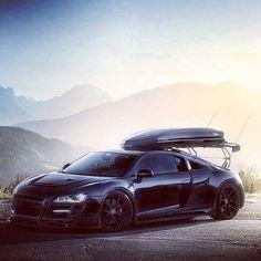 Jon-Olsson's Mean Audi R8