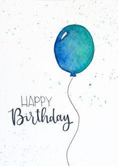 Tarjetas de cumpleaños! #happybirthdayquotes