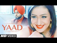 """Yaad Song Lyrics from """"Garry Singh"""" Latest Punjabi Song . The song """"Yaad"""" sung by Garry Singh and lyrics penned by Attri Wala Maan. The new punjabi song & Music composed by Kam Frantic. Hide Video, Songs 2017, Download Video, Song Lyrics, Puns, Singing, Music, Youtube, Android"""