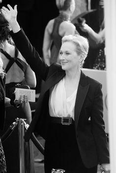 Idol. The 2015 Oscars Red Carpet