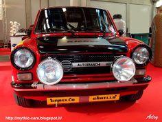 Auto mitiche: A 112 Abarth