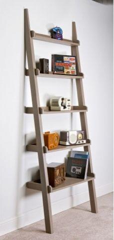 DIY : une étagère echelle !