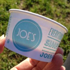 Joe's Ice Cream - Branding - Unreal Ltd