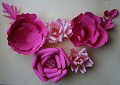 Backdropflowers#paperlover#handmade#diy#decorationwall#papercrafter#art#anisa🌹