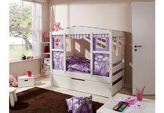Ticaa Kinderbett In Hausoptik Lio Aus Massiver Kiefer Liegeflache 80x160 Cm Jetzt Bestellen Unter Https Kinder Bett Kinder Bett Haus