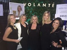 The lovely ladies of VOLANTE at Portland's FashioNxt Fashion Show.