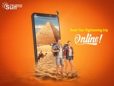 Sun International Digital Advert By Technowireless: Book Your Adventure Trip Online | Ads of the World™