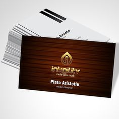 Get truly unique #BusinessCards from @inkgility... Get these starting from $35 for 500