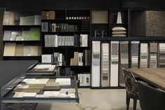 Materials library and showroom of good interiors Material Library, Best Interior, Showroom, Interiors, Color, Nice Asses, Colour, Decoration Home, Decor