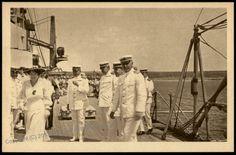 Austrian naval officers