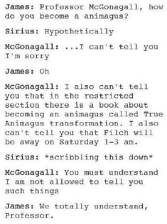 Harry potter pics | This conversation totally happened pt 3