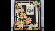 Tablou cu trandafiri si flori quilling----Picture with roses and quilling flowers Quilling Flowers, Ladder Decor, Roses, Make It Yourself, Frame, Pictures, Pink, Rose, Frames