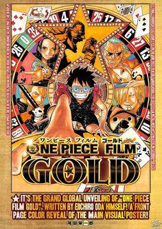 Nerd & Cult: Vale ou não a pena - One Piece Film Gold agora