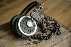 Vintage Headphones!