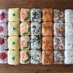 Looks Yummy, Japanese Food, Fresh Rolls, Bento, Healthy Recipes, Healthy Foods, Sushi, Yahoo Japan, Meals