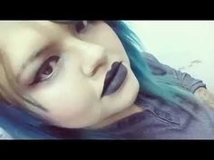 Maquillaje Pastel Goth - YouTube