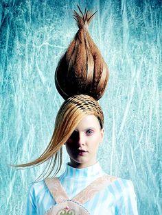 Joanne O'Neill #hair