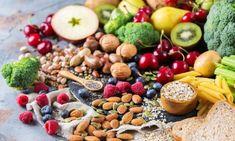 Low Carb Vegetables and Keto Friendly Fruit Cookies Granola, Biscuit Vegan, Accidentally Vegan Foods, Plat Vegan, Vegan Starters, Fiber Diet, Fiber Foods, Low Carb Vegetables, Vegan Nutrition