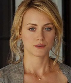 """Google image detail - Taylor Schilling from t.v. show """"Orange is the New Black."""""""