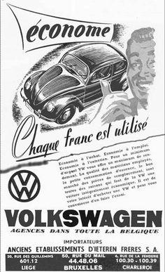 Photos d'époque Volkswagen & Porsche - Page 2