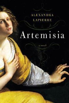 Artemisia-Gentileschi-a-significant-female-artist-of-the-late-1600s-is-brought-to-life-as-Lapierre-captures-the-flavor-of-Baroque-Italy-as-well-as-the-emotional-life-of-this-fascinating-woman-A-major-exhibition-of-the-artists-paintings-opens-in-February-2002-at-the-Metropolitan-Museum-of-Art-in-New-York-City-of-color-photos